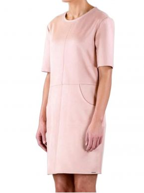 RINO PELLE Ολλανδικό πολύχρωμο πλεκτό φόρεμα LASALLE.700S20