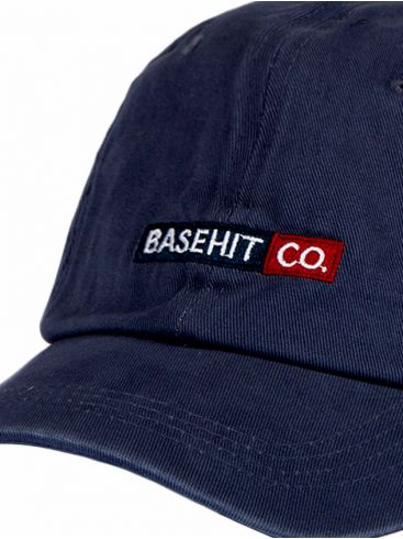 BASEHIT Μπλέ Καπέλο. 191.BU01.18 BLUE