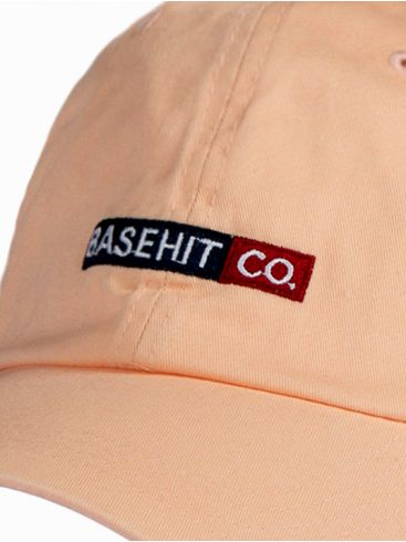 BASEHIT Ανοιχτό πορτοκαλί Καπέλο. 191.BU01.18 PALE ORANGE