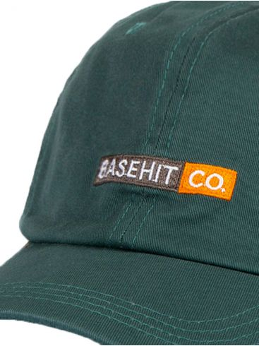 BASEHIT Πράσινο Καπέλο. 191.BU01.18 PINE
