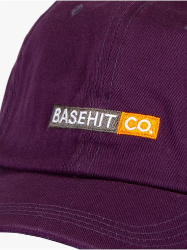 BASEHIT Μώβ Καπέλο. 191.BU01.18 PURPLE