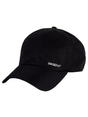 BASEHIT Μαύρο Καπέλο 201.BU01.59 BLACK