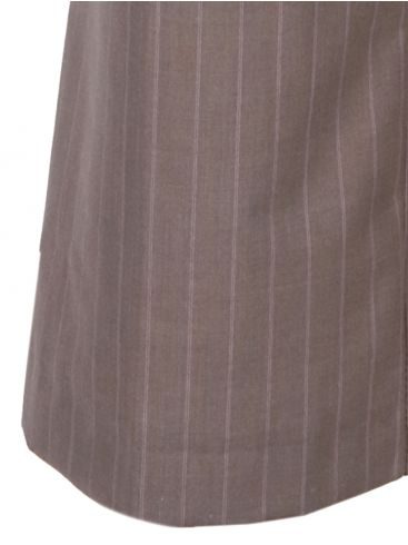 SINEQUANONE Γυναικεία χακί ψιλόριγη 7/8 παντελόνι