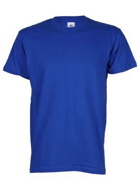 Ανδρικόκ ίτρινο κοντομάνικο T-Shirt