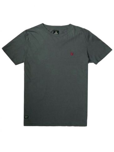 BASEHIT Ανδρικό κυπαρίσσι T-Shirt μπλουζάκι 201.MB33.80GD Army Green
