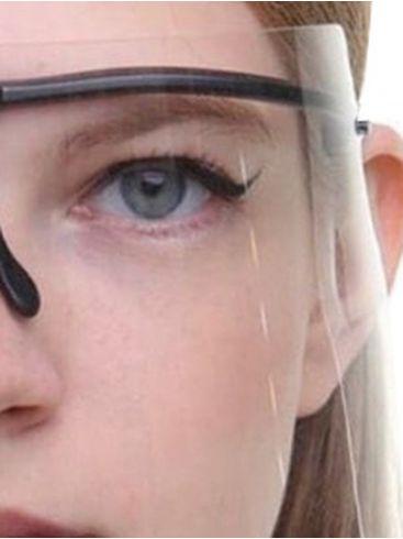 Προσωπίδα/Μάσκα Προστασίας με Περιμετρική στήριξη