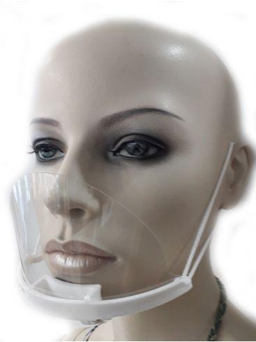 Προσωπίδα Προστασίας με ρυθμοζόμενο κορδόνι