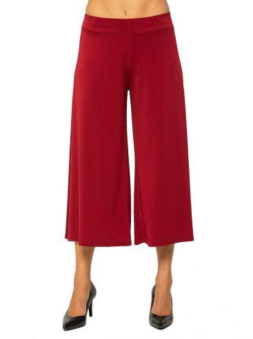 raxsta γυναικείο μπορντό παντελόνα