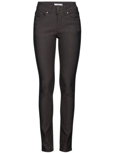 fransa γυναικείο λαδί hyperflexs μεσαίο καβάλο παντελόνι
