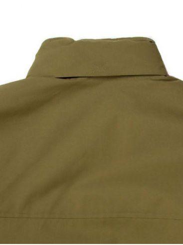 BASEHIT Ανδρικό μπορντό αδιάβροχο μπουφάν 192.BM10.149 DRP WINE