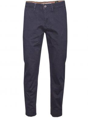 More about VAN HIPSTER Ανδρικό μπλέ navy ελαστικό μαλακό τσίνος παντελόνι, regular fit