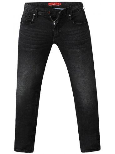 DUKE Ανδρικό ελαστικό παντελόνι τζιν