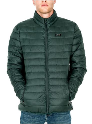 BASEHIT Ανδρικό πράσινο Βluesign® μπουφάν 202.BM10.143A Green