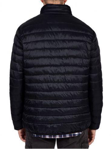 BASEHIT Ανδρικό μαύρο Βluesign® μπουφάν 202.BM10.143A Black