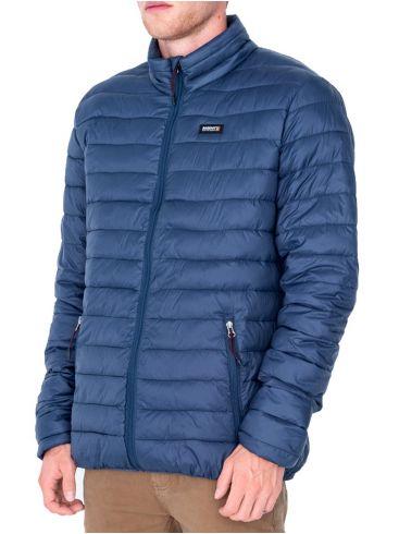 BASEHIT Ανδρικό μπλέ Βluesign® μπουφάν 202.BM10.143A Blue