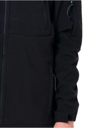 EMERSON Ανδρικό μαύρο μπουφάν 202.EM11.277 Black