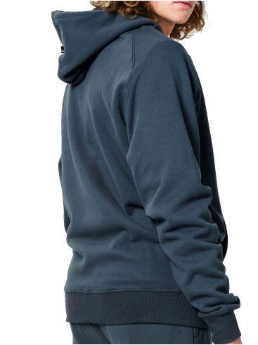 EMERSON Ανδρική ζακέτα φούτερ 202.EM21.55 Navy Blue
