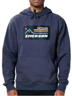 More about EMERSON Ανδρικό μπλέ φούτερ 202.EM20.07 Midnight Blue
