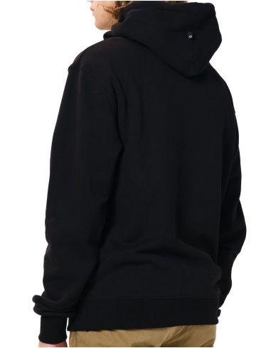 EMERSON Ανδρικό μαύρο φούτερ 202.EM20.01 Black