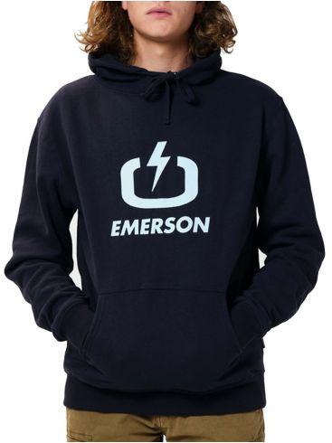 EMERSON Ανδρικό μπλέ navy φούτερ 202.EM20.01 Navy Blue