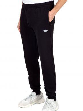 EMERSON Ανδρικό φούτερ παντελόνι φόρμα φερμουάρ 202.EM25.65 Black