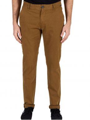 EMERSON Ανδρικό κάμελ παντελόνι 202.EM41.99A Beige