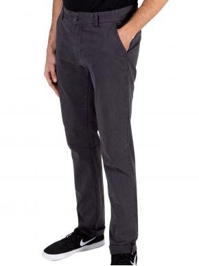 EMERSON Ανδρικό ανθρακί παντελόνι 202.EM41.99A Stone Grey