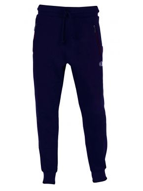 AMERICANINO Ανδρική μπλέ τρίκλωνη φούτερ φόρμα παντελόνι