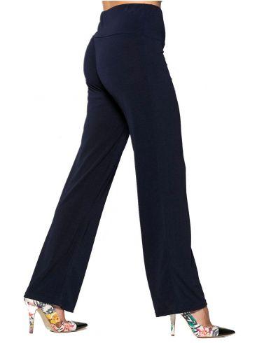 RAXSTA Ίσιο ελαστικό παντελόνι με μπάσκα