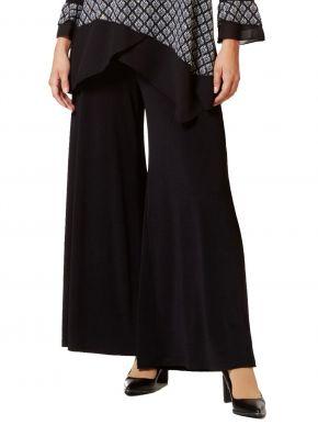 ANNA RAXEVSKY Γυναικεία παντελόνα με λάστιχο στην μέση