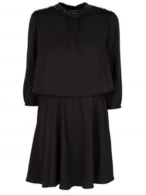 ZUIKI Γυναικείο midi φόρεμα με τρούκ
