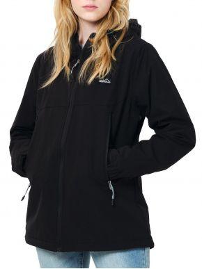 EMERSON Γυναικείο μπουφάν 202.EW10.20 BLACK