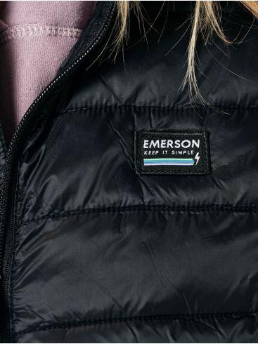 EMERSON Γυναικείο μπουφάν 202.EW10.167A BLACK