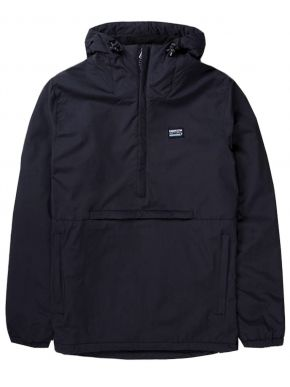 EMERSON Ανδρικό μαύρο μπουφάν 192.EM10.02 DOBBY BLACK