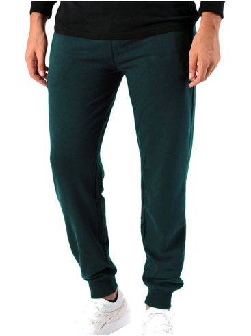 EMERSON Ανδρικό πράσινο φούτερ παντελόνι φόρμα 192.EM25.81 PINE