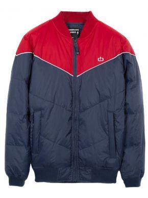 EMERSON Ανδρικό κόκκινο  μπουφάν 182.EM10.136 NT416 NAVY RED