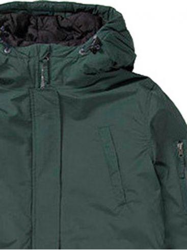 BASEHIT Γυναικείο πράσινο μπουφάν 192.BW10.222 TT610 OLIVE