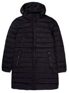 EMERSON Γυναικείο μαύρο μπουφάν 192.EW10.82 RPS BLACK