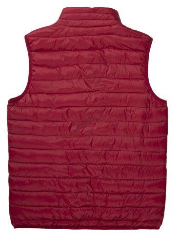BASEHIT Ανδρικό κόκκινο αμάνικο μπουφάν 201.BM10.141 NL RED