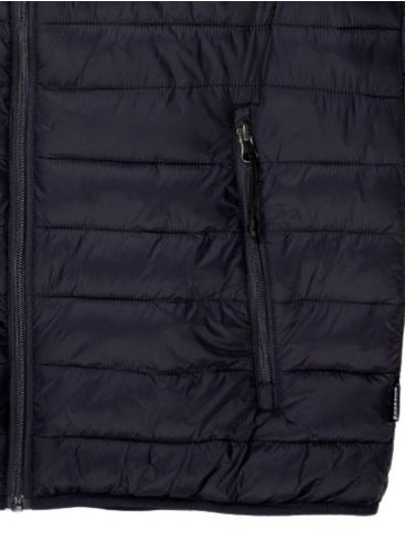 EMERSON Ανδρικό blue black μπουφάν 201.EM10.140 NL BLUE BLACK