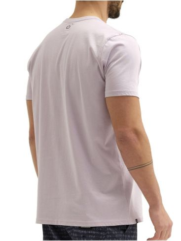 EMERSON Ανδρικό ρόζ T-Shirt 211.EM33.69 COOL PINK