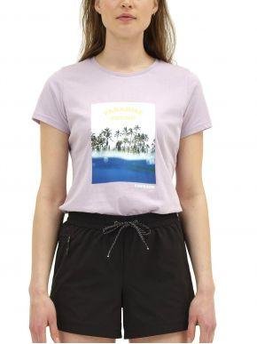 EMERSON Γυναικείο ρόζ T-Shirt 211.EW33.84 PINK