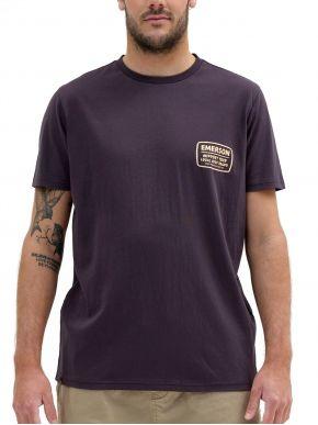 EMERSON Ανδρικό T-Shirt 211.EM33.42 OFF BLACK