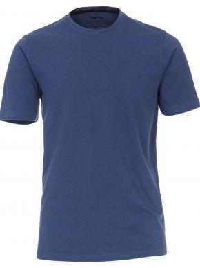 REDMOND Ανδρικό μπλέ κοντομάνικο T-Shirt, regular fit