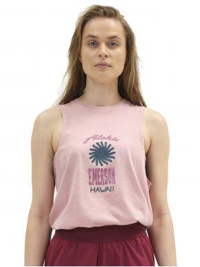 EMERSON Γυναικείο T-Shirt 211.EW37.57 Rose