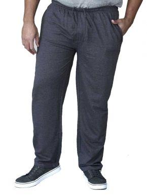 DUKE Ανδρική γκρί καλοκαιρινή παντελόνι φόρμα D555 KS1420 RORY