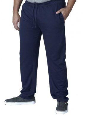 DUKE Ανδρική μπλέ καλοκαιρινή παντελόνι φόρμα D555 KS1420 RORY