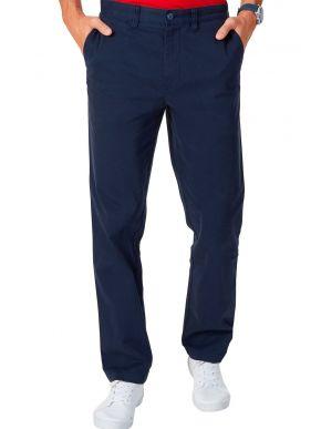 NAUTICA Ανδρικό μπλέ τσίνος ελαστικό παντελόνι P23055-D3A