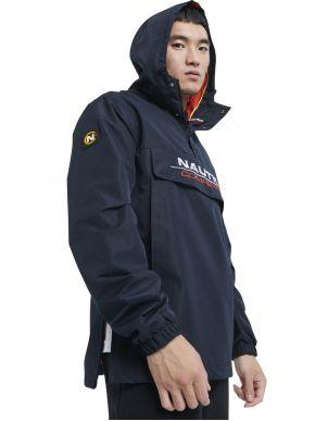 NAUTICA Competition Ανδρικό μαύρο αδιάβροχο μπουφάν 3NCN7CR0001-011 Black