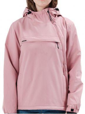 EMERSON Γυναικείο ρόζ μπουφάν, κουκούλα. 212EW10.62 Pink